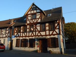 Hof-Apotheke in Laubach - aktuelle Aussenansicht